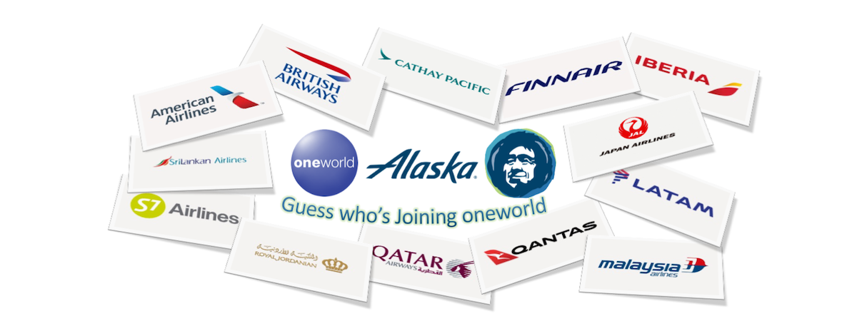 Alaska is coming to oneworld
